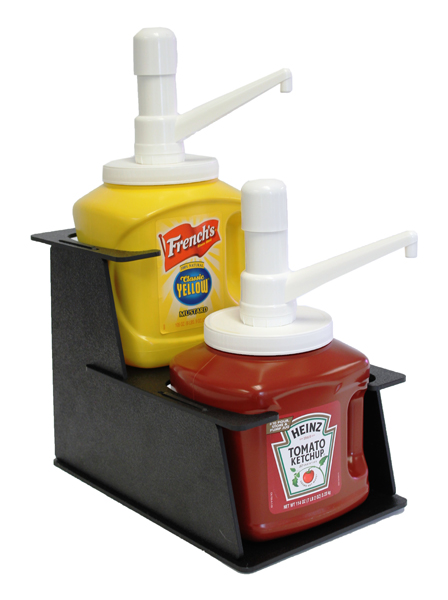 Hot Dog Condiment Holder